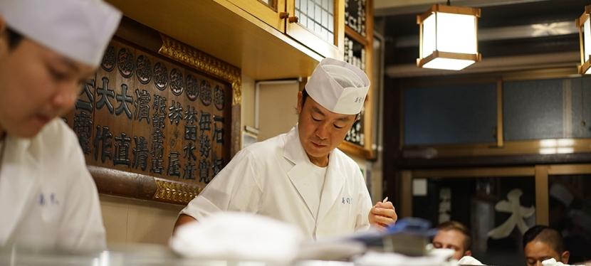 【東京美食】東京人的廚房, 朝聖築地壽司大
