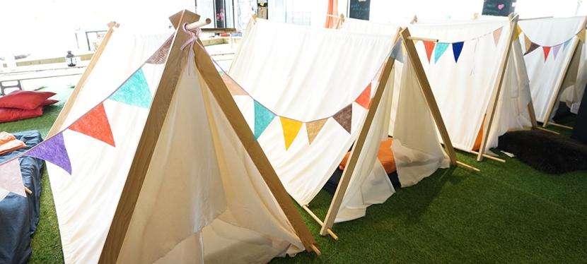 【台中住宿】PerBed 有張床, 在這都市下露營吧!夜寢計劃在台中!