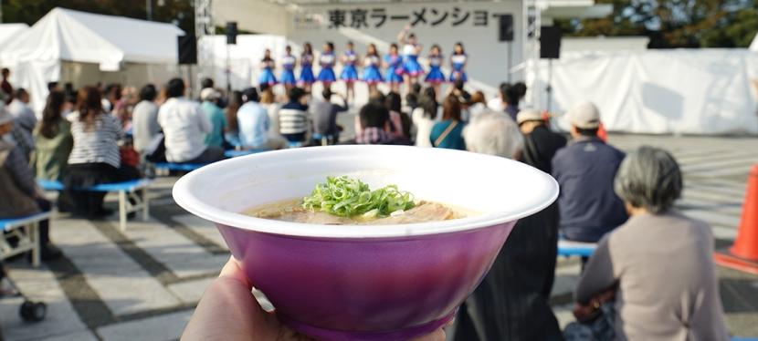 【東京美食】東京拉麵展, 是一眾拉麵迷不可錯過的美食盛事