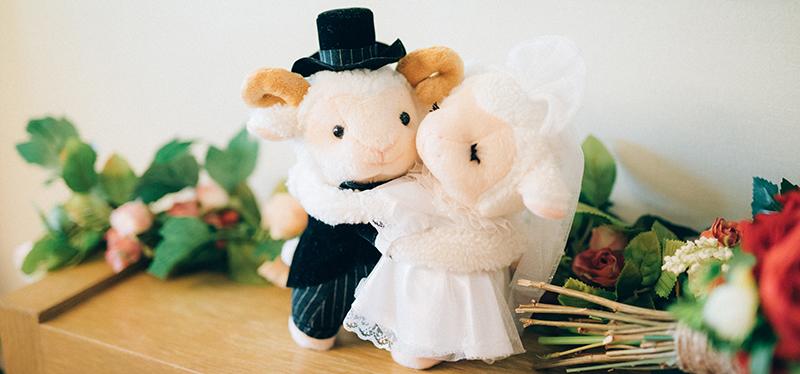 【婚享】我們的婚禮回顧 – 出門篇♡