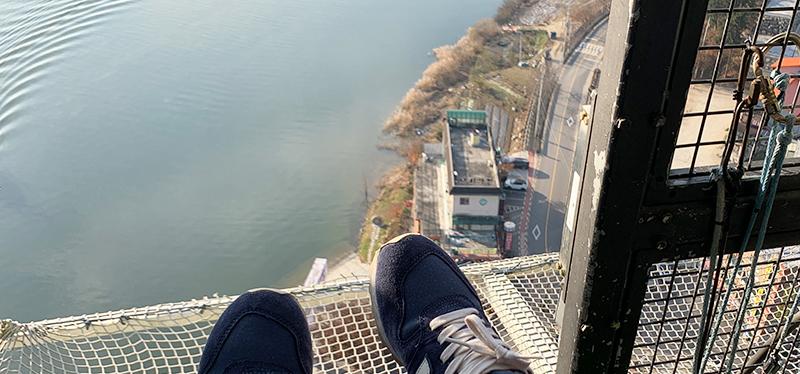 【首爾遊】體驗高空滑索, 一起「飛」進南怡島 ♡