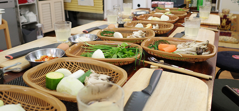 【首爾遊】韓國料理體驗教室